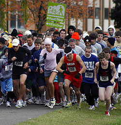 Auggies 5K photo by Julie black