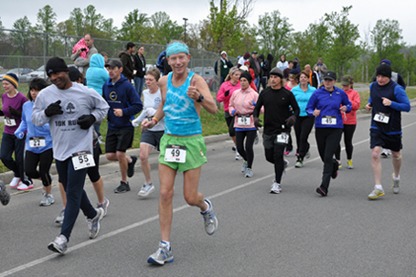 Go for the Green 10K Photo by Steve Brightwell