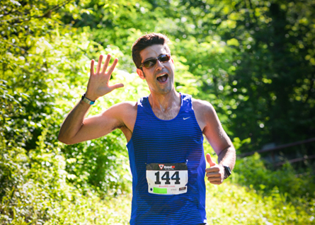 Deckers Creek Trail Half Marathon